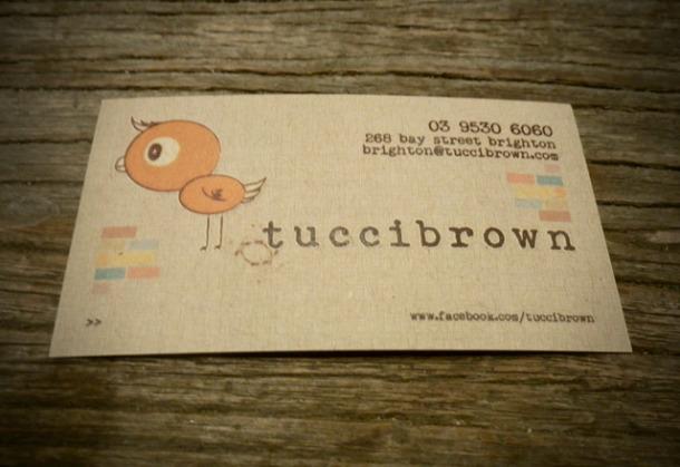 Tucci Brown