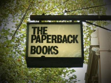 PAPERBACK BOOKS, BOURKE STREET