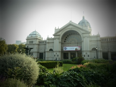 ROYAL EXHIBITION CENTRE