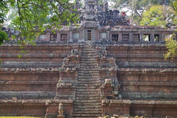 Sights of Angkor Wat, Cambodia